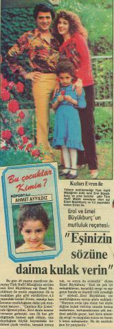 Emel&Evren&Erol